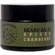 Beard Balm, Spiced Cranberry 50 ml Beard Brother x d.brand Skjeggolje ...