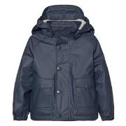 Mini A Ture Julien Lined Rain Jacket Ombre Blue 12m/80cm