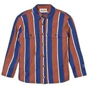 Bobo Choses Awning Stripes Shirt 2-3 år