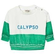 Bobo Choses Calypso Baby Boat Sweatshirt 6-12 mnd