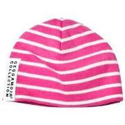 Geggamoja Premature Baby Hat Cerise/Mint 48 cm