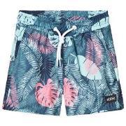 ebbe Kids Bali Swim Shorts Palm Trees 92 cm