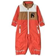 Mini Rodini Snowracing Coverall Red 80cm (9-12 months)