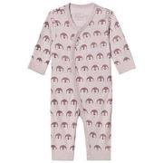 Hust&Claire Mala Pajamas Purplish 62 cm (2-4 mnd)