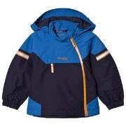 Bergans Navy / Athens Blue Ruffen Insulated Jacket 86 cm (1-1,5 år)