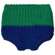 Bobo Choses Knitted Bloomers Mazarine Blue 12-18 mnd
