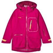 Bergans Hot Pink Knyken Insulated Jacket 164 cm