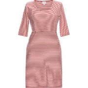 Boob Eva Striped Dress Tofu/Faded Rose 34