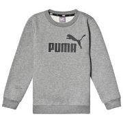 Puma Branded Sweater Heather Grey 7-8 years
