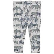 Petit by Sofie Schnoor Grey Melange Leggings 62 cm