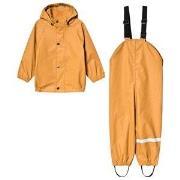 Kuling San Marino Rain Set Yellow Mustard 74/80 cm