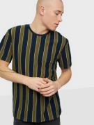 Selected Homme Slhrelaxtyler Ss O-Neck Tee G T-skjorter og singleter S...