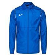 Nike Regnjakke Repel Park 20 - Blå/Hvit